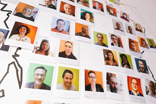 un espace de travail pour les indépendants, entrepreneurs, chercheurs d'emploi et télétravailleurs