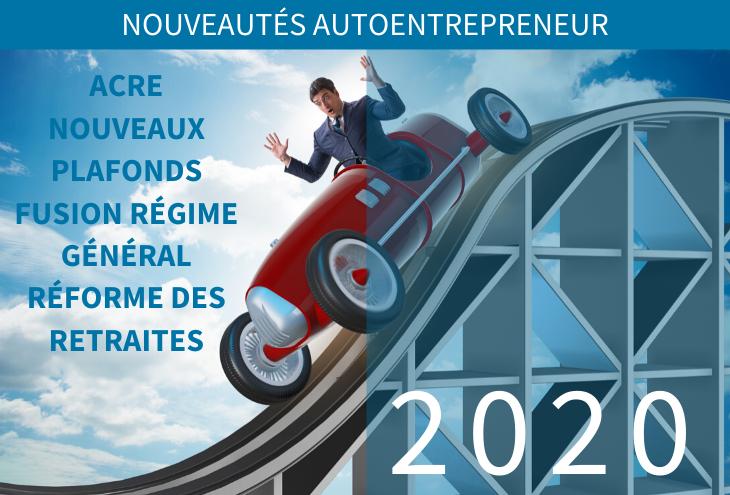 Auto entrepreneur 2020 : les nouveautés | FNAE