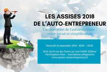 Les assises de l'auto-entrepreneur : 6ème édition