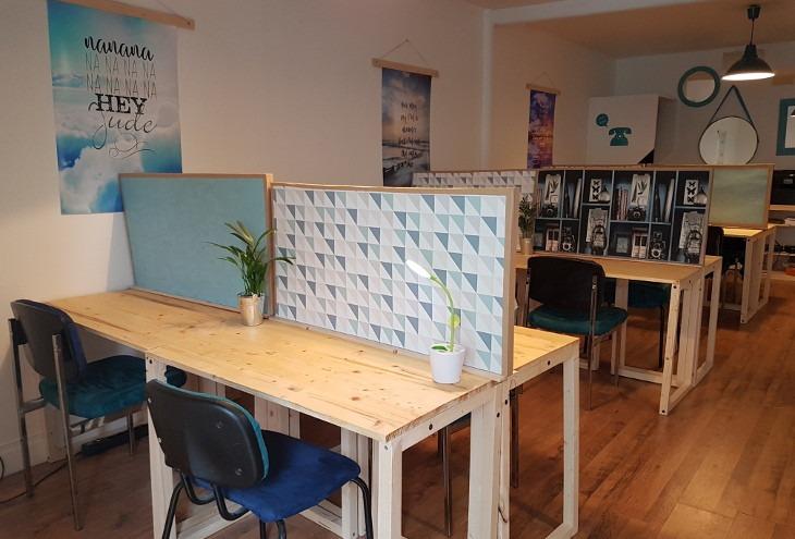 Nouvel espace de coworking à nantes ecofriendly et convivial