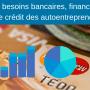 Enquête : les besoins bancaires, financiers et de crédit des autoentrepreneurs