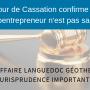 La Cour de Cassation refuse une requalification d'autoentrepreneur en salarié
